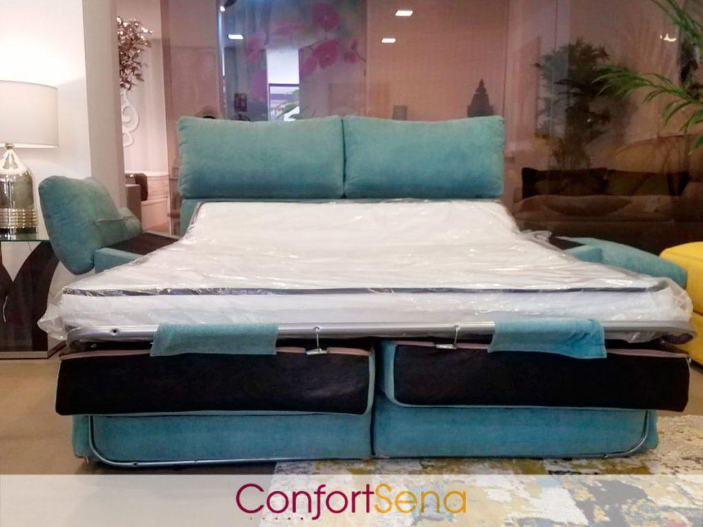 oferta en sofás camas en Granada