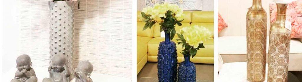 jarrones de diseño en Granada