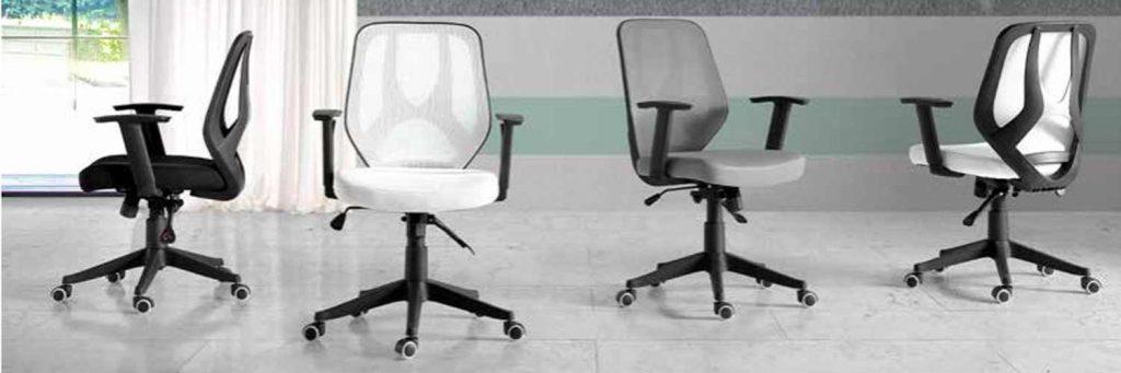sillas de trabajo en Granada para teletrabajar