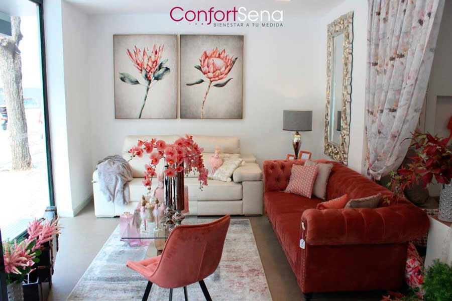 Muebles de diseño y sofás en Granada