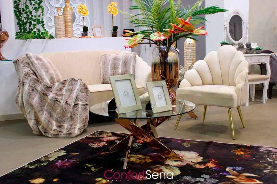 sofás de diseño y muebles en granada en ConfortSena para traer la primavera en tu hogar
