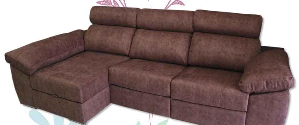 sofá marrón en Granada en tienda ConfortSena de máxima calidad y mejor precio